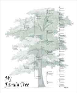 Tree Chart